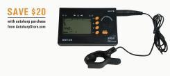 Autoharp Tuner + Metronome + Tone Generator 3 in 1 (EMT-09)