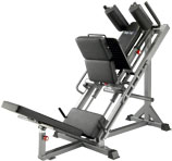 BodyCraft F660 Hip Sled (HS-F660) | Leg Press | Squats | Calf Raises