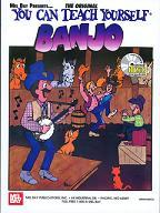 You Can Teach Yourself Banjo Book/DVD Set (94429DP)- $19.95