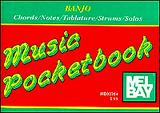 Banjo Pocket Book (93704) - $0.95