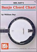 Banjo Chord Chart (93321) - $3.95