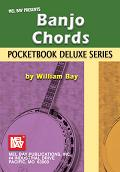 Banjo Chords Pocket Book Deluxe Series (21201) - $4.95