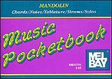 Mandolin Pocket Book- $0.95