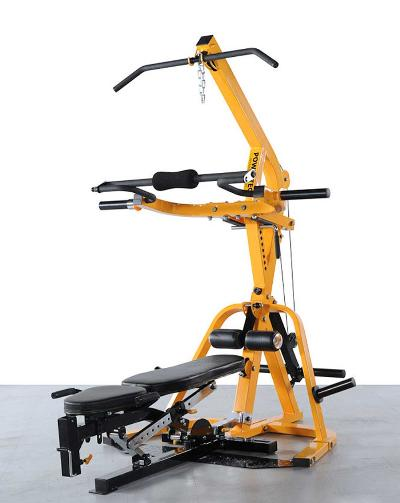 Powertec workbench leverage home gym wb ls