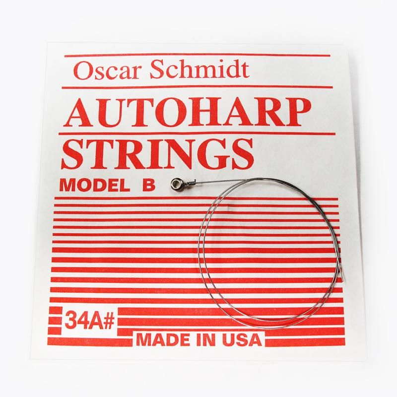 Oscar Schmidt Autoharp Strings- Type B  (post-1968)
