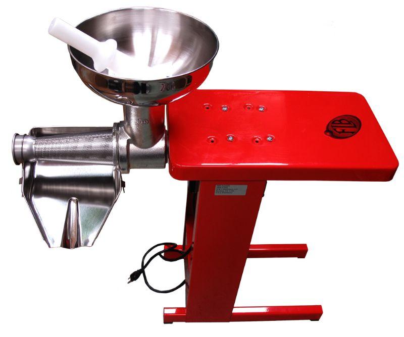 Fabio Electric Tomato Milling Machine