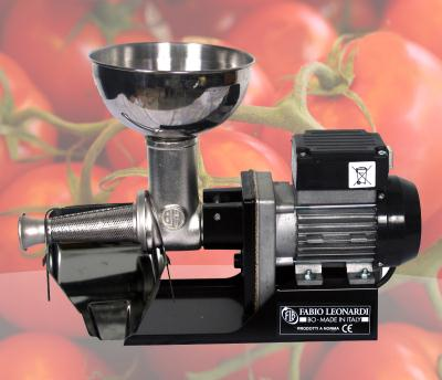 Fabio Leonardi MR2 180W - 300 LBS/HR Electric Tomato Milling Machine, made in Italy