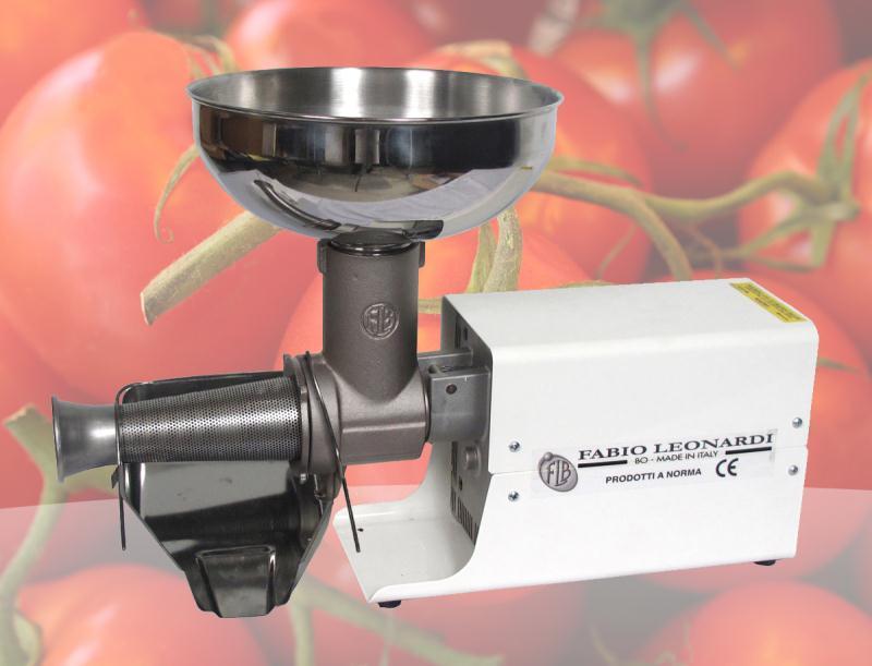 Fabio Leonardi MR3 1/3 HP Tomato Milling Machine