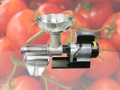 Fabio Leonardi MR0 380W - 1/2 HP Electric Tomato Milling Machine, made in Italy