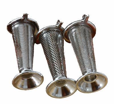 The Original All-Metal Squeezo Strainer: Alternate Screens