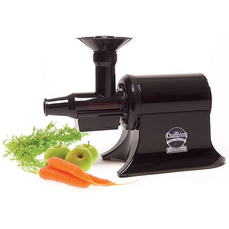 Champion Electric Juicing Machine - Commercial Model, Made in the USA