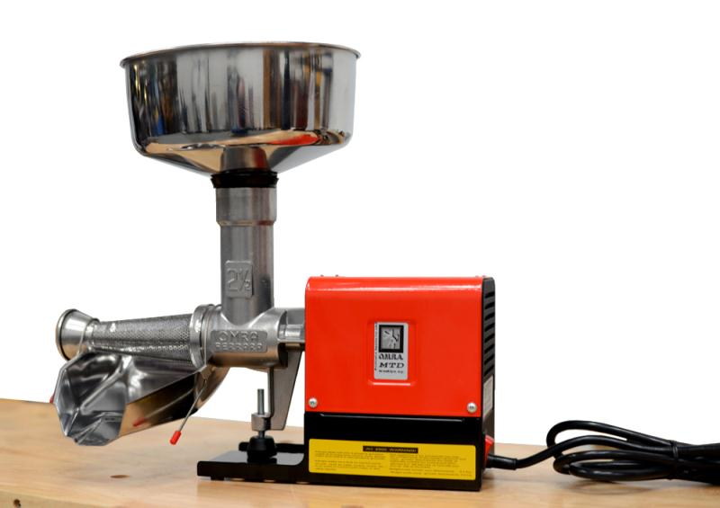 O.M.R.A. Mini Home Electric Tomato Milling Machine
