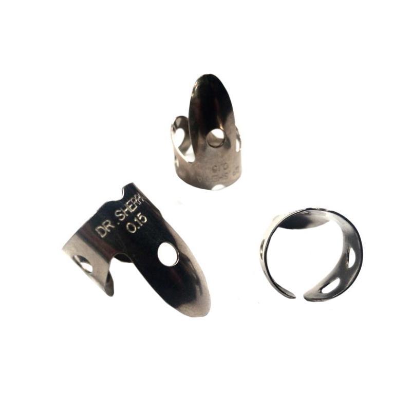 Metal Finger Autoharp Picks - Set of 3 (PCF-ST3)