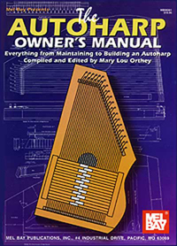 Autoharp Owner's Manual (99361)
